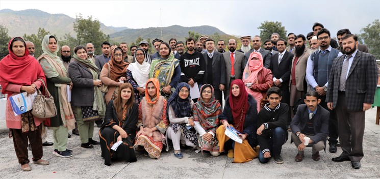 Seminar on Consortium of S&T as well as R&D libraries of Pakistan (CSTRDLP)