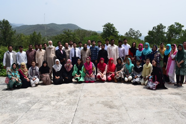26th SPSS � Level I training (10-12 July, 2018) held at PASTIC National Center, Islamabad.